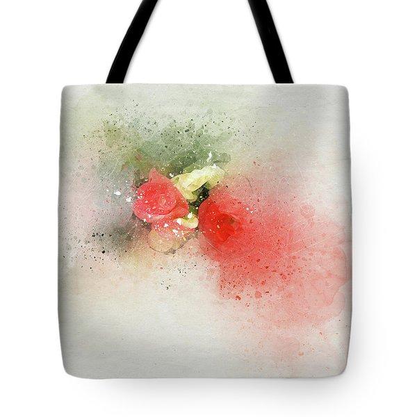 Begonia 3s Tote Bag