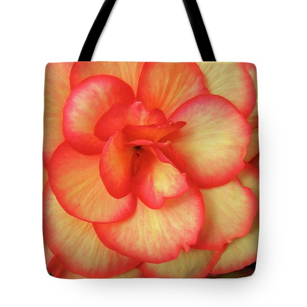 Begonia No. 1 Tote Bag