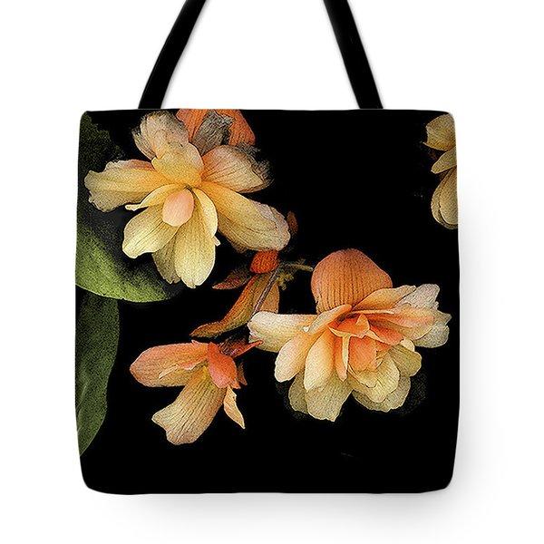 Begonias 2 Tote Bag