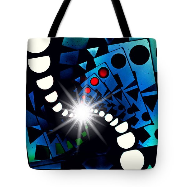 Beguiled Again Tote Bag by Aurelio Zucco