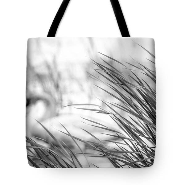 Behind The Grass Tote Bag