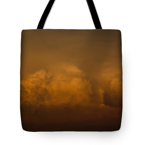 Behind The Sunset Tote Bag