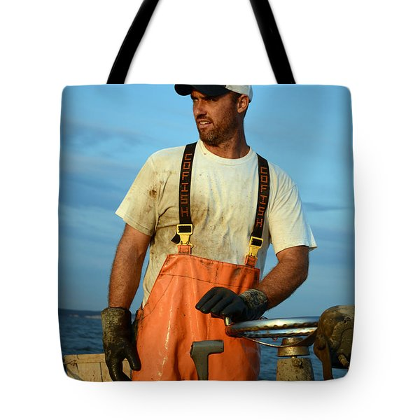 Behold The Waterman Tote Bag