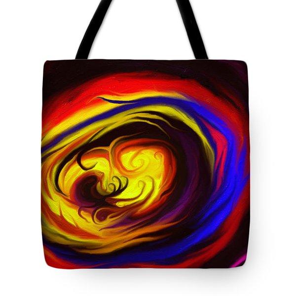 Beholden Tote Bag by Jennifer Galbraith