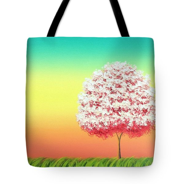 Beholden To The Skies Tote Bag