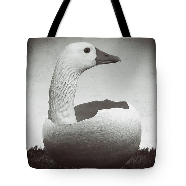 Being Born Again Tote Bag by Wim Lanclus