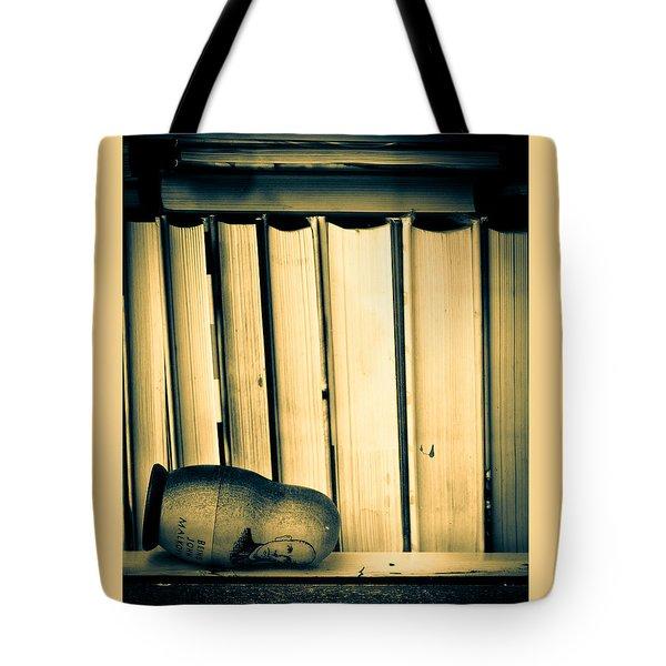 Being John Malkovich Tote Bag by Bob Orsillo
