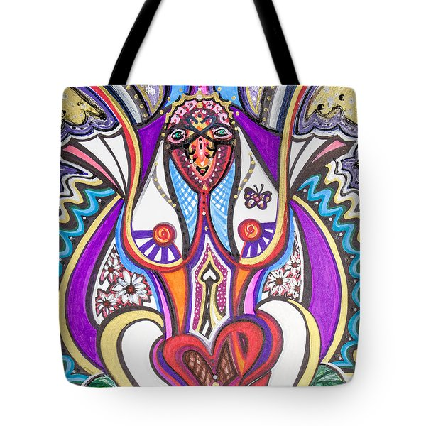 Being Silly Tote Bag