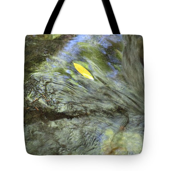Tote Bag featuring the photograph Being Still by Marie Neder