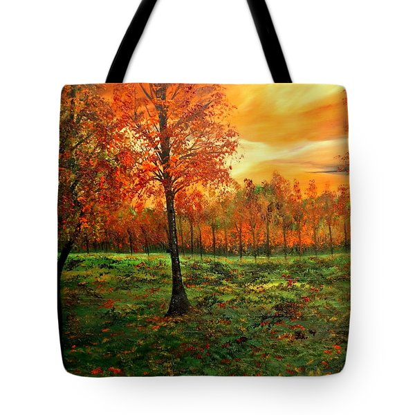 Being Thankful Tote Bag