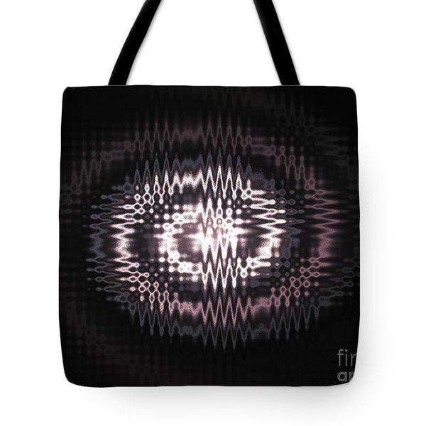 Beings Of Light Tote Bag