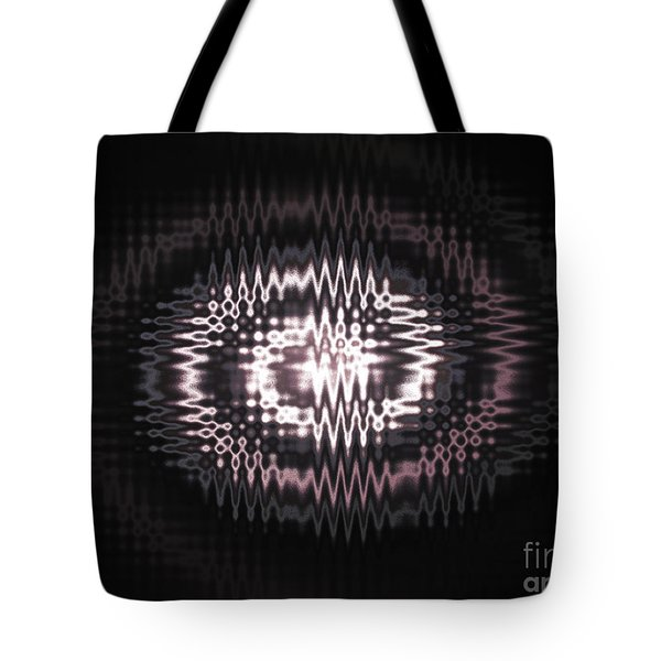 Beings Of Light Tote Bag