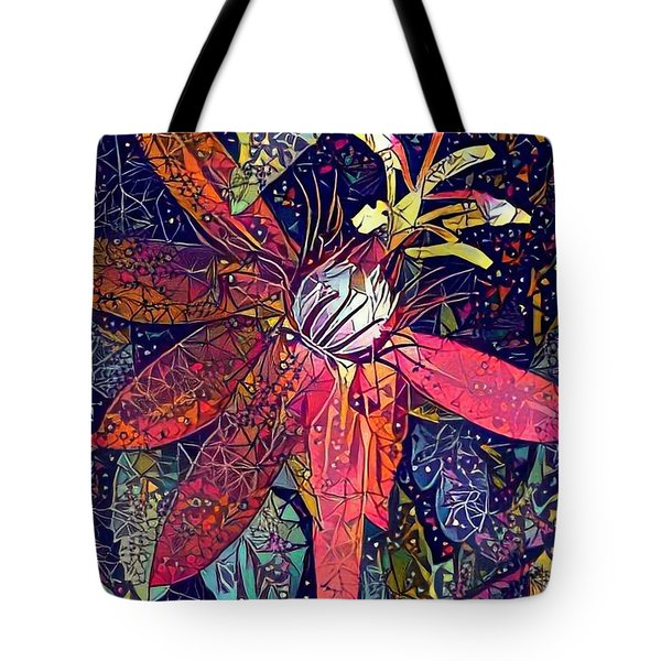 Bejeweled Passion Tote Bag
