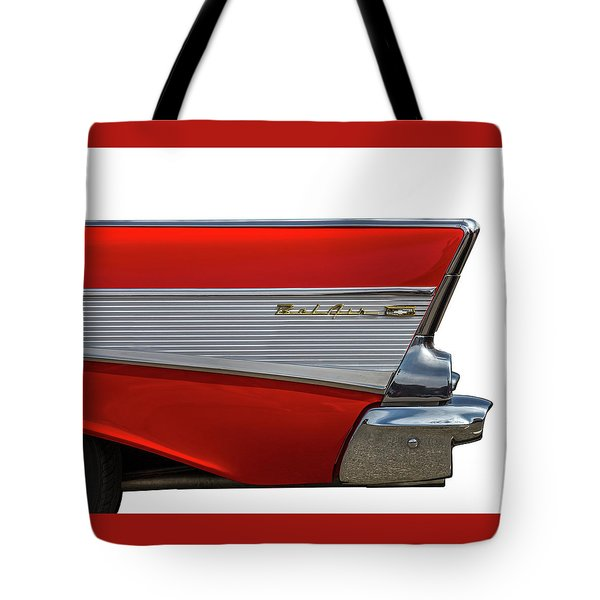 Tote Bag featuring the photograph Bel Air by Peter Tellone