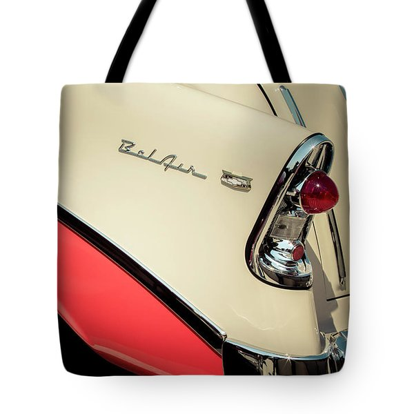 Bel Air Style Tote Bag by Caitlyn Grasso