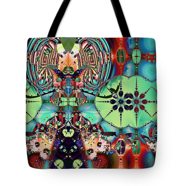 Bel Getty Tote Bag by Jim Pavelle