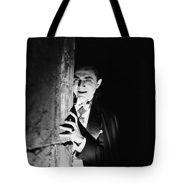 Bela Lugosi Dracula Tote Bag