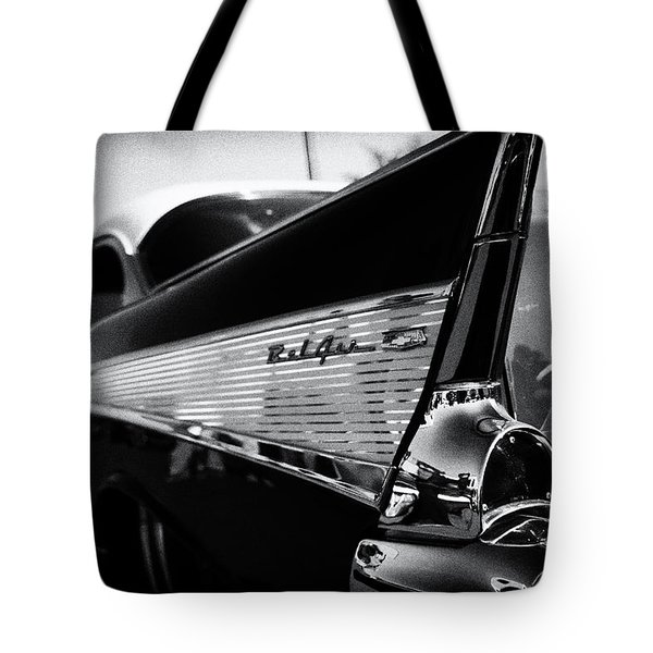 Tote Bag featuring the photograph Belair by Lora Lee Chapman