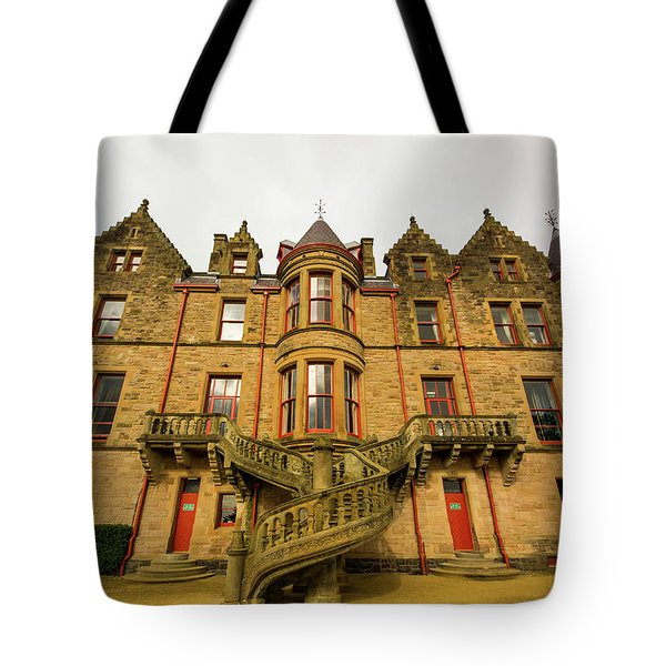 Belfast Castle Tote Bag