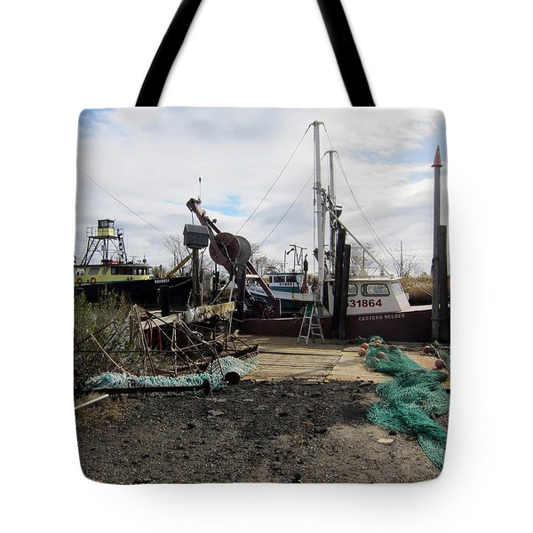 Belford Nj 3 Tote Bag