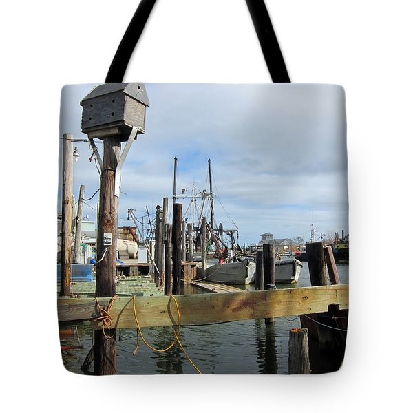 Belford Nj 4 Tote Bag