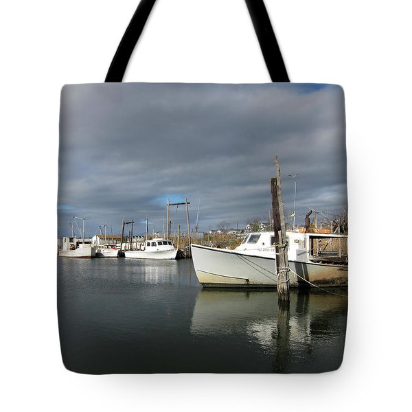Belford Nj 5 Tote Bag