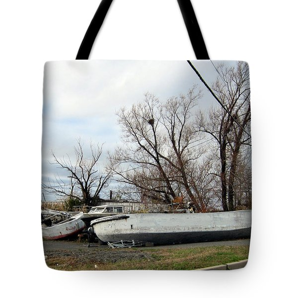 Belford Nj 6 Tote Bag
