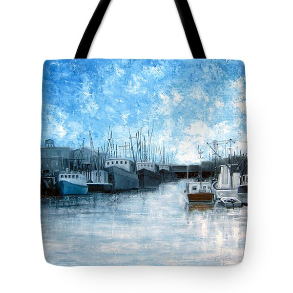Belford Nj Tote Bag
