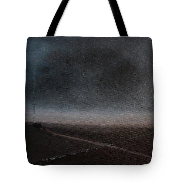 Belgian Wintertime Tote Bag