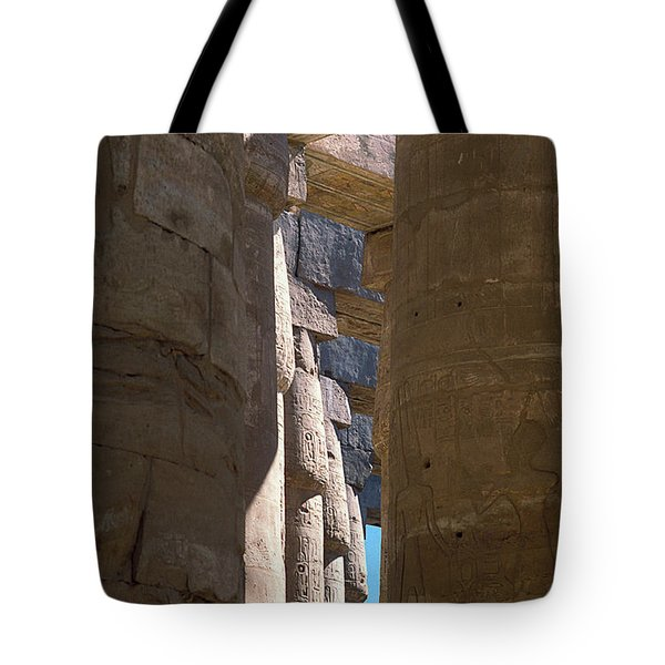 Belief In The Hereafter IIi Tote Bag