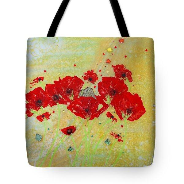 Believe By Mimi Stirn Tote Bag