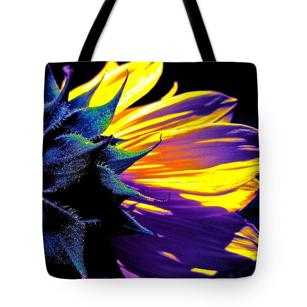 Believe In Him Tote Bag by Gwyn Newcombe