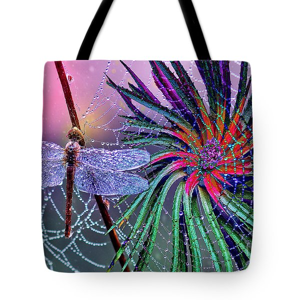 Believe In Magic Tote Bag