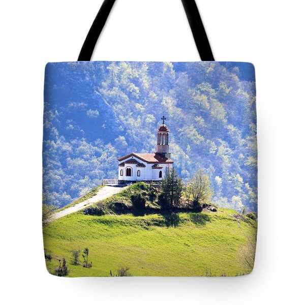 Believe Tote Bag by Milena Ilieva