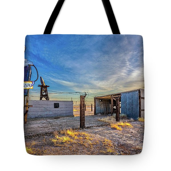 Believe Tote Bag by Peter Tellone