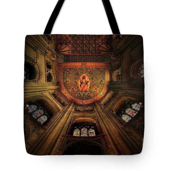 Believe Tote Bag by Yhun Suarez