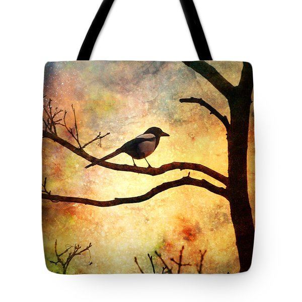 Believing In The Morning Tote Bag