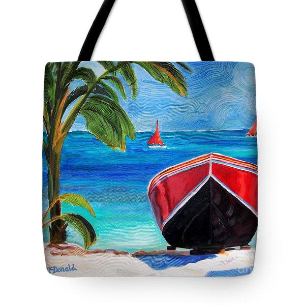 Belizean Dream Tote Bag