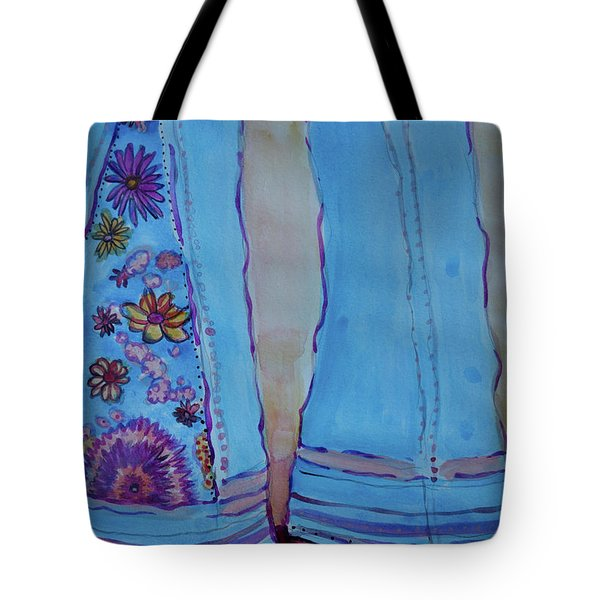 Bell Bottoms Tote Bag