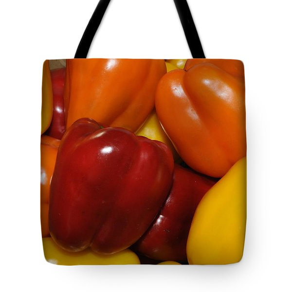 Bell Peppers 2 Tote Bag
