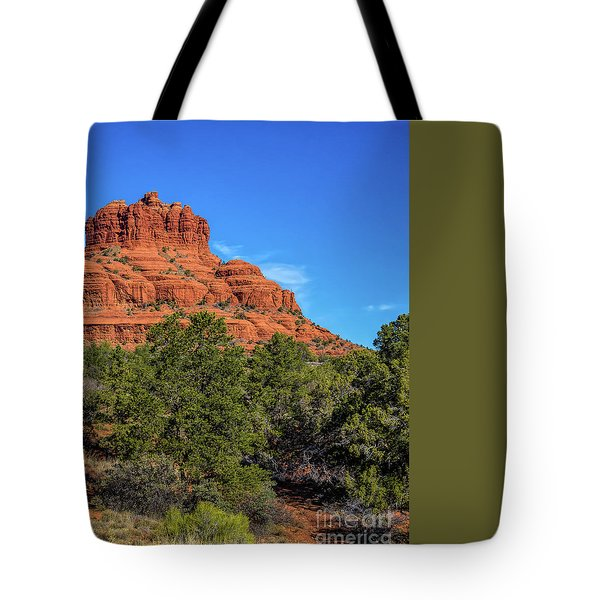 Bell Rock Tote Bag by Jon Burch Photography