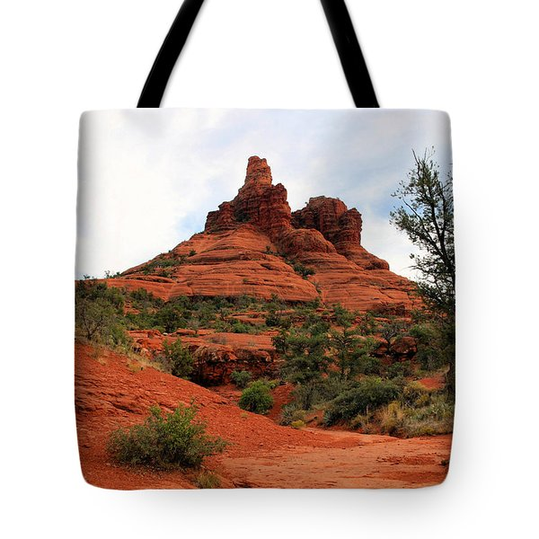 Bell Rock Tote Bag by Kristin Elmquist