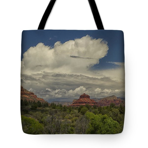 Bell Rock's Beauty Tote Bag by Tom Kelly