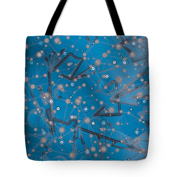Bell-shaped Flowers Tote Bag