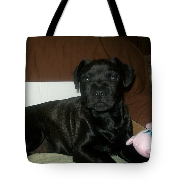 Tote Bag featuring the photograph Bella by Jewel Hengen