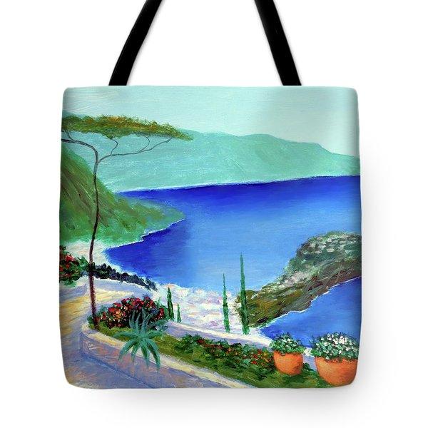 Bella Monaco  Tote Bag