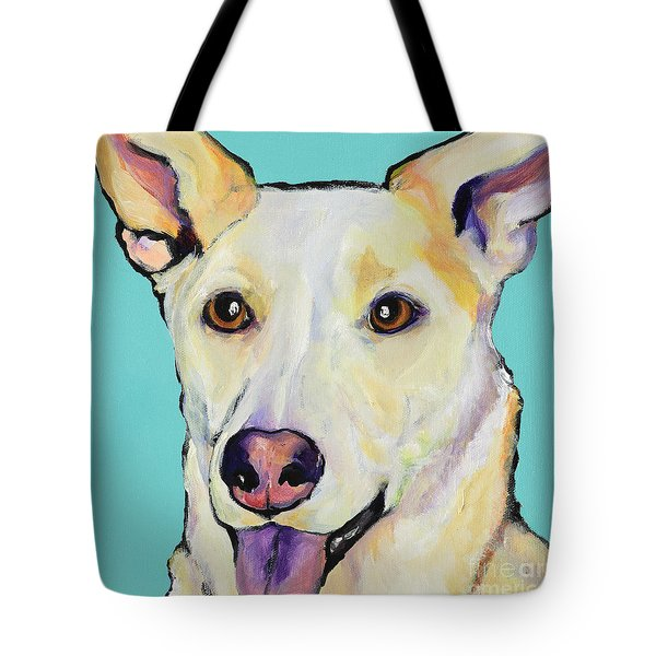 Bella Tote Bag by Pat Saunders-White