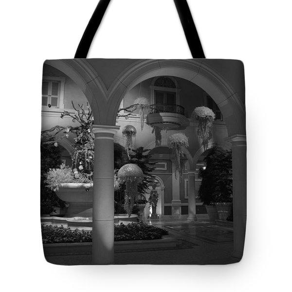 Bellagio Entrance Tote Bag