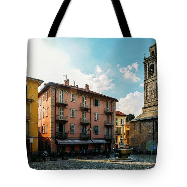 Bellagio, Lake Como, Italy. Tote Bag