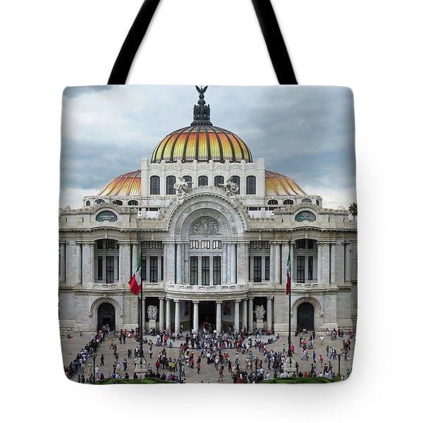 Bellas Artes Tote Bag